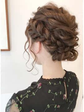 なりたい髪型・長さ別】大人の結婚式お呼ばれヘアアレンジ特集