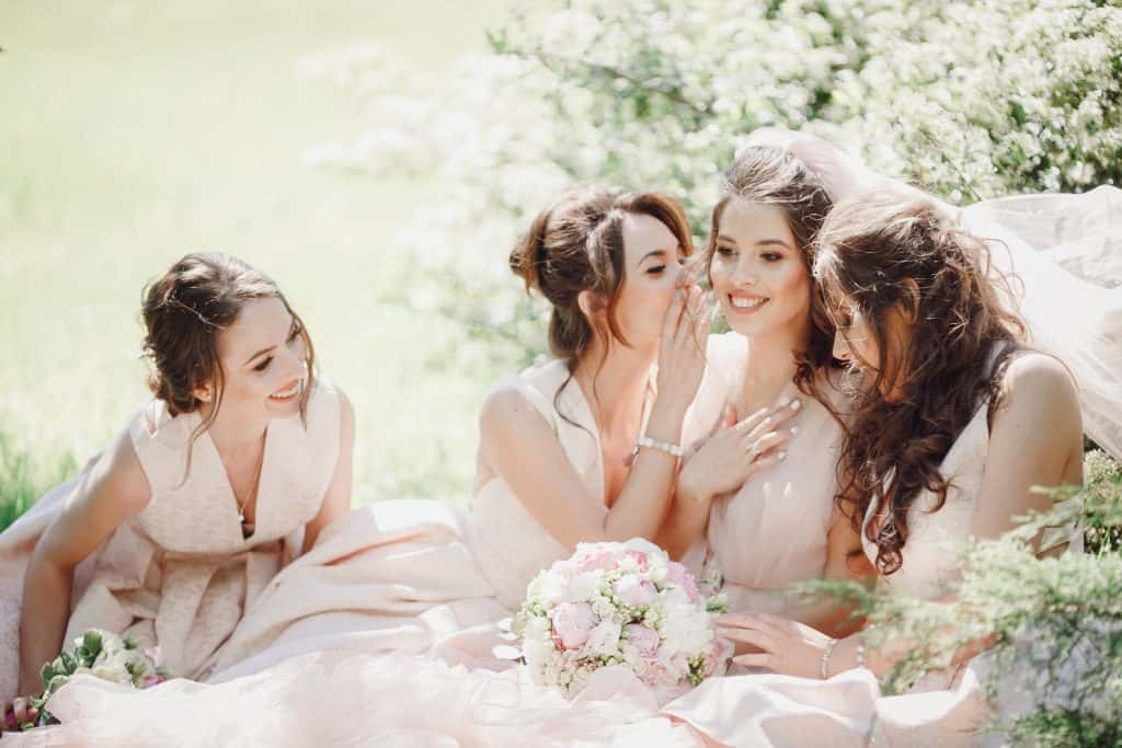 【なりたい髪型・長さ別】大人の結婚式お呼ばれヘアアレンジ特集